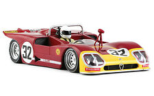 SLOT IT Alfa Romeo 33/3 #32 12Hr Sebring 1971  1/32 Slot Car SICA11H