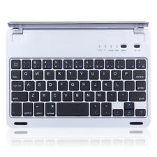 Aluminum Cover Wireless Bluetooth Keyboard Case for Apple iPad Mini 1/2/3/4 7.9""