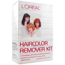 Loreal Haircolor Remover Kit