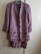 Debenhams J Taylor dress suit 16