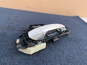 ✔MERCEDES W212 E350 E550 CLS550 E63 REAR LEFT KEYLESS DOOR EXTERIOR HANDLE OEM