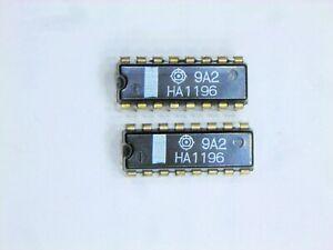 """HA1196 """"Original"""" Hitachi IC 1  pc"""