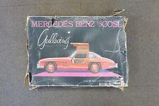 Mercedes model car 300sl Gullwing - manufacturer Revell