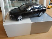 Minichamps Audi A4 3.2 Quattro in Black on 1:18 in Box