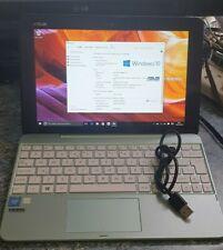 ASUS T101H Transformer Tablet/Laptop Intel Atom - Win 10 with 2GB Ram 32GB