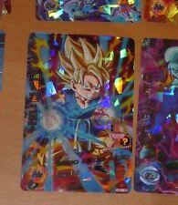 Verzamelingen DRAGON BALL Z DBZ DBS HEROES CARD PRISM HOLO CARTE HGD10-23 SR MADE IN JAPAN NM