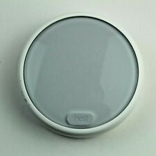 Nest Programmable Thermostat E - White No Base Used, Model A0063 Good Condition