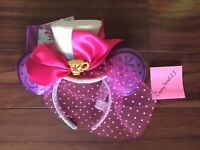 Minnie Mouse: The Main Attraction Ear Headband Mad Tea Party READY TO SHIP