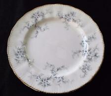 "Vintage PARAGON Bone China England BRIDES CHOICE 8 1/8""d Salad Plate"