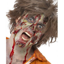 A865 Zombie Latex Fake Blood Skin Scar Halloween Face Paint Makeup Wound Make-Up