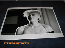 RARE MADONNA Photo - Peter Sorel - 1989 - DICK TRACY - Breathless Mahoney