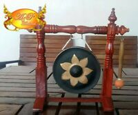 "Thai Gongs (5"" 3 pieces (Hand-made Handicrafts from Thailand))"