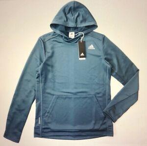 Adidas Own The Run HD Moisture Wicking Reflective Run Hoodie FL6951 MENS SIZE S