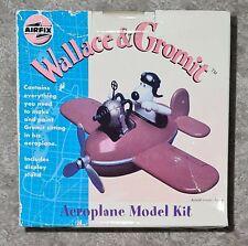 RARE Vintage Airfix Wallace & Gromit Aeroplane Model Kit (51101) - / Boxed
