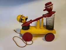 JAMES INDUSTRIES SLINKY HAND CAR