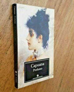 Capuana Profumo libro Oscar classici Mondadori