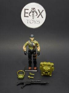 "G.I. Joe (A Real American Hero) 3.75"" Figure - Tunnel Rat (v1) Hasbro 1987"