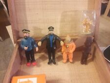 figurines tintin comics,Lu...