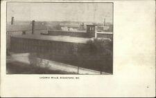 Biddeford ME Laconia Mills c1905 Postcard