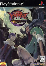 Used PS2 Vampire: Darkstalkers Collection CAPCOM SONY PLAYSTATION JAPAN IMPORT