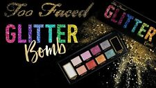Too Faced GLITTER BOMB Prismatic Glitter Eye Shadow 10 colors  BEST PRICE!!!