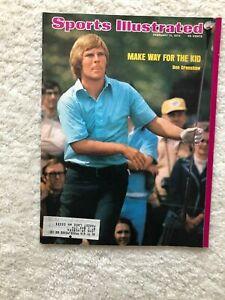 Sports Illustrated Ben Crenshaw 1974 Drag Racing Jeep Cherokee Print Ad