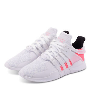 ADIDAS EQT SUPPORT ADV White/turbo Running Trainers BB2791 Sizes 7.5 - 10.5