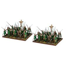 KINGS OF WAR 20 ELF gladestalker Regiment-carton Mantic Glade Stalker Scout