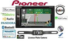 "Pioneer AVIC-6200NEX 6.2"" Navigation DVD Receiver w/ CrimeStopper Backup Camera"