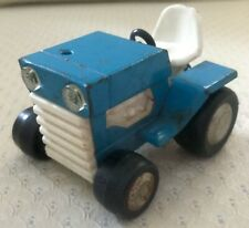 Buddy L ? Vintage Blue with White Tractor DIe-cast Toy Vehicle! ***RARE***