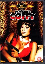 COFFY (1973) DVD PAM GRIER  REGION 4  70'S BLACK CLASSICS