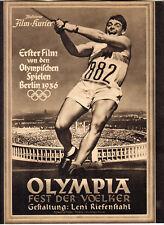 Olympia - Fest der Völker (BFK 2792) - Leni Riefenstahl
