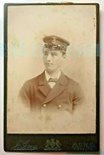 More details for 19c royal navy petty officer cabinet card by l gray union street plymouth