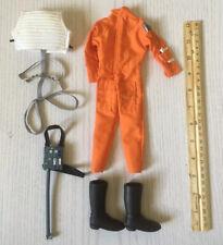 "1/6 12"" Inch Luke Rebel Pilot Flightsuit Star Wars Figure Clothing Accessories"