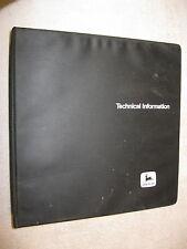 JD JOHN DEERE 2150 & 2255 TRACTOR TECHNICAL SERVICE REPAIR SHOP MANUAL TM-4401