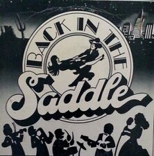 BACK IN THE SADDLE rare 1980 private press Country Swing ep, Palo Alto, CA