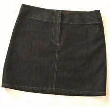 Kenneth Cole Reaction Denim Light Skirt Size 8 MSRP $89