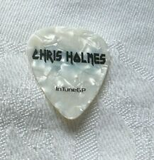 CHRIS HOLMES W.A.S.P.  GUITAR  PICK WITH BONUS FREE SHIPPING
