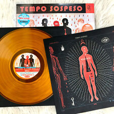 Bruno Nicolai - Tempo Sospeso Vinyl Record LP Orange Variant