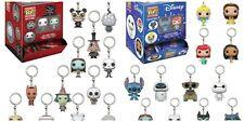 Funko Pop! Keychain Disney Fortnite Movies TV Characters Best Stocking Stuffer!
