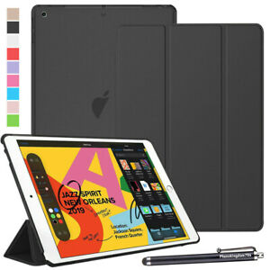 """Smart magnetic leather stand case cover for iPad 2/3/4 9.7""""2018,Air, Air2, Minis"""