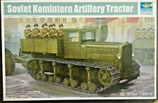 1/35 Soviet Red Army Komintern Artillery Tractor -- Trumpeter 05540