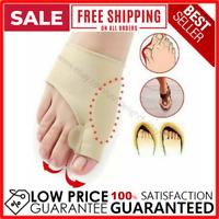 2pcs Bunion Corrector Orthopedic Adjuster Brace Foot Toe Separator Feet Care Leg