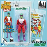 THE TEEN TITANS retro mego Series 2 BEAST BOY  8 INCH ACTION FIGURE NEW