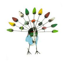 Rustic Arrow 10193 Small Peacock Garden Art