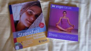 Yoga for Life  Stress bewältigen + Stressfrei durch Progressive Relaxation mit C