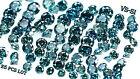 Natural Loose Diamond Round Brilliant Cut Blue Color VS-SI 25 pcs Lot NQ09