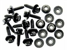 Mazda Bolts & Barbed Nuts- M6-1.0mm Thread- 10mm Hex- Qty.10 ea.- #122