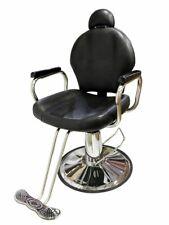 All Purpose Reclining Hydraulic Barber Chair Salon Beauty Spa Shampoo Equipment