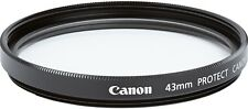 Canon new 43mm Protection Lens Filter